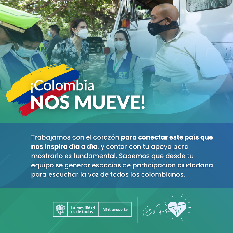 COLOMBIA NOS MUEVE 2