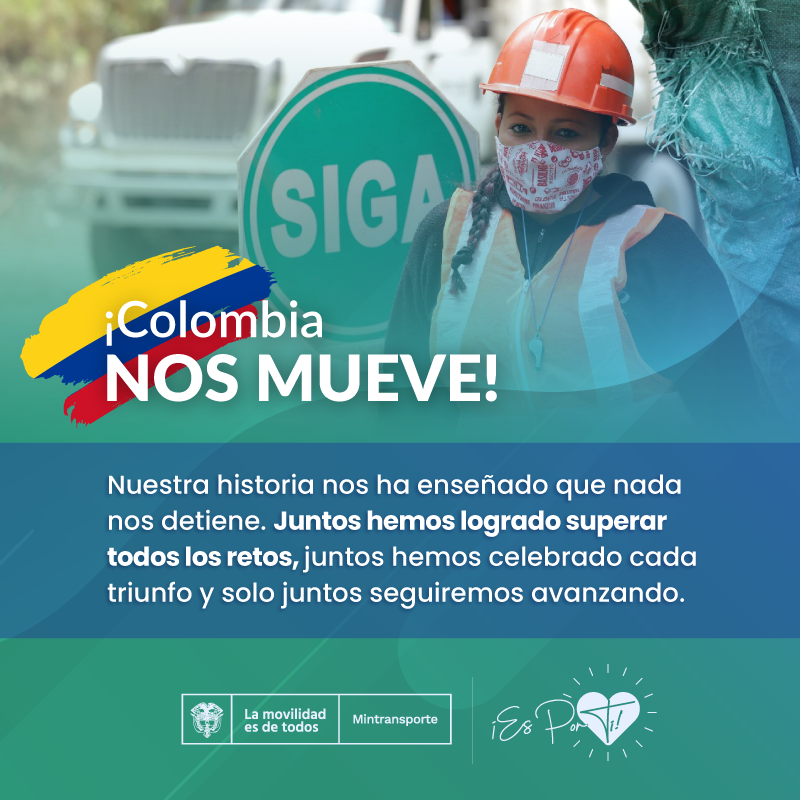 COLOMBIA NOS MUEVE 3