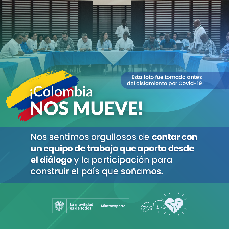 COLOMBIA NOS MUEVE 4