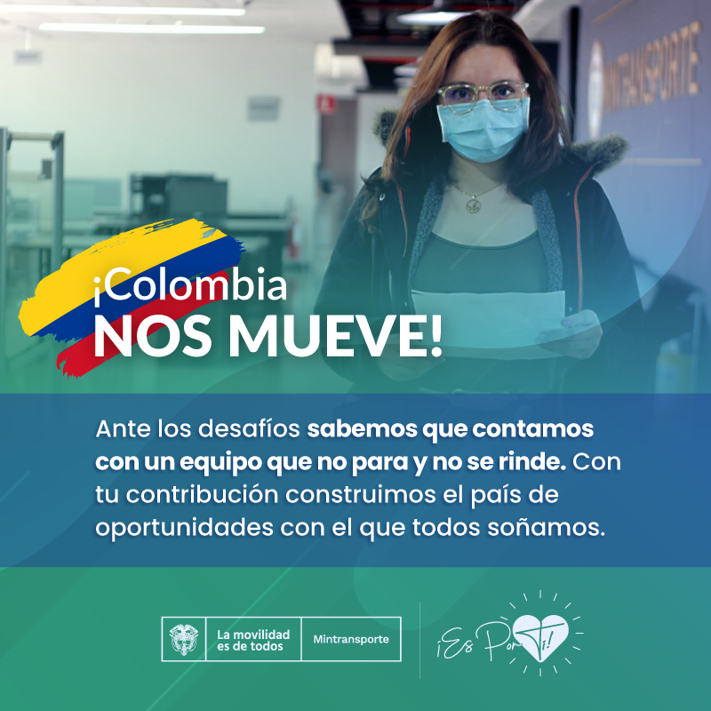 COLOMBIA NOS MUEVE 5